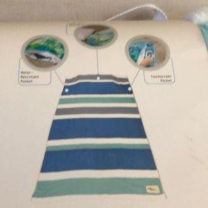 NWT 5-in 1 beach towel
